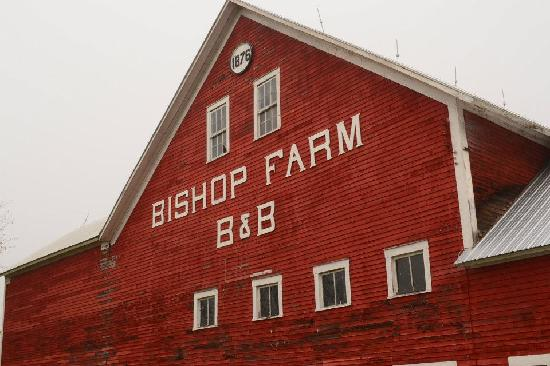 ‪‪Bishop Farm Bed and Breakfast‬: Barn‬