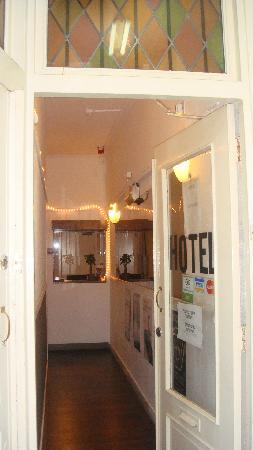 Hotel de Stern: The Entrance