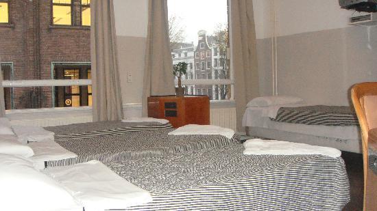 Hotel de Stern: Quadruple Room