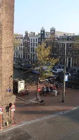 Hotel de Stern: Herengracht Canal View