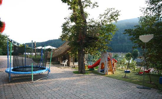 Alpin Hotel Gudrun: parco giochi