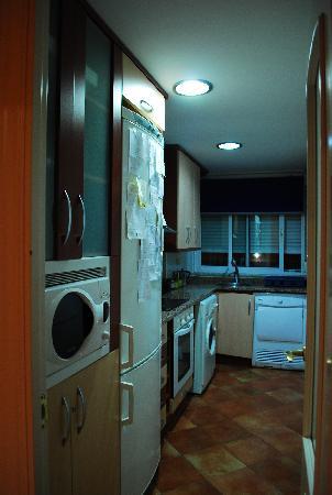 B&B Siesta: kitchen