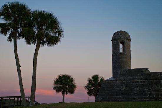 St. Augustine, Floryda: Castillo de San Marcos