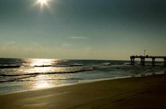 Saint Augustine, FL: Pier on St. Augustine Beach