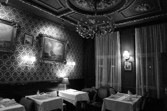 Hotel de Paris Amsterdam: Dinky Dining Room