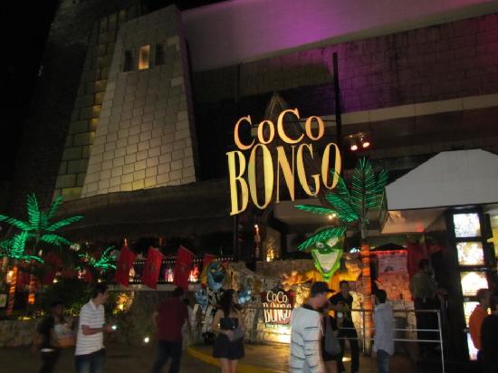 Cocobongo Picture Of Coco Bongo Cancun Cancun Tripadvisor
