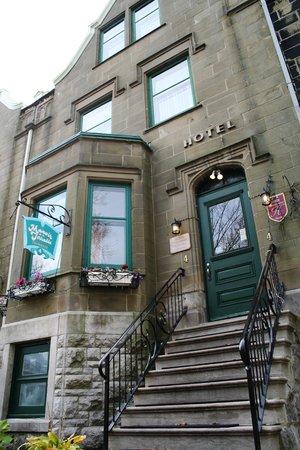 Hotel Manoir de la Terrasse