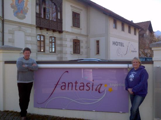 Hotel Fantasia: A great hotel to stay at :-)