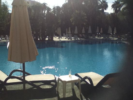 Hipotels Said: Pool