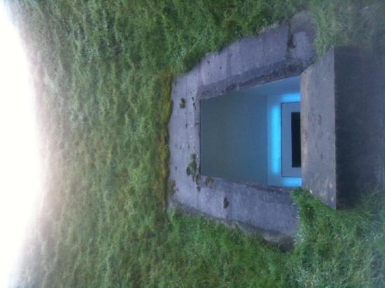 Liss Ard Estate: Sky Garden entrance