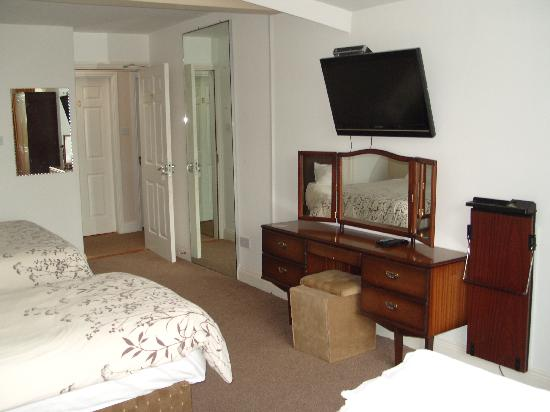 Coach-Hill House: Double Room