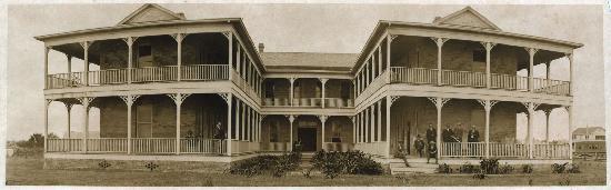 Queen Isabel Inn: Historic Photo