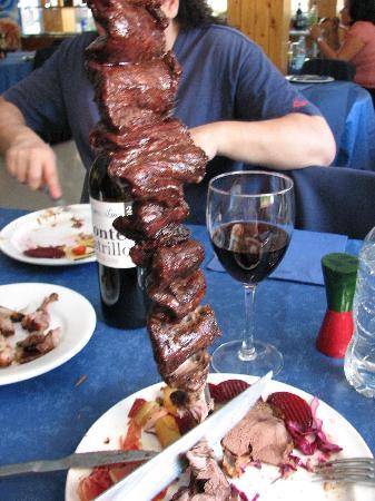 Restaurante Baby Beef: Mas Carne