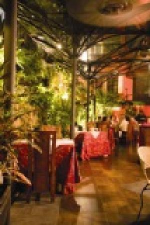 Coblentz Inn Boutique Hotel: Coblentz Inn Restaurant, Battimamzelle