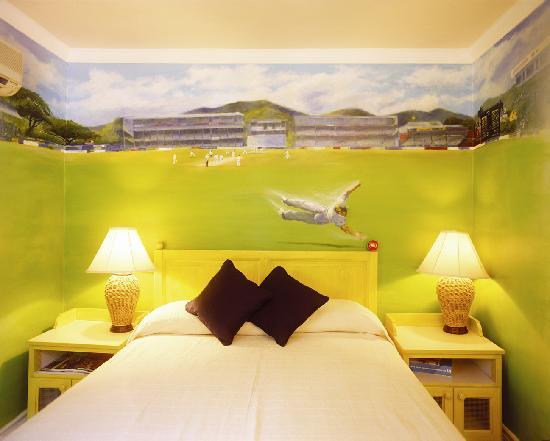 كوبلينتز إن بوتيك هوتل: Oval Room
