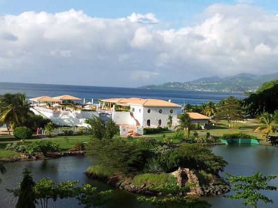 Grenadian by Rex Resorts: Sea View room