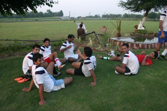 Camp Garuda: Relaxing