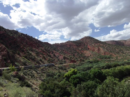 Verde Canyon Railroad: A slow cruise through Paradise
