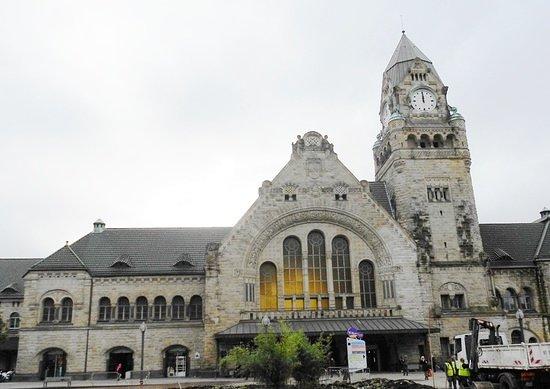Foto de Gare de Metz-Ville