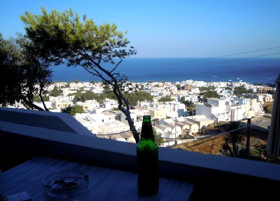 Acropole Sunrise Hotel: panorama