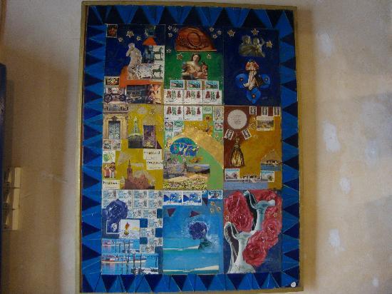 Galerie l'Arbre bleu : Works of Monique Favière