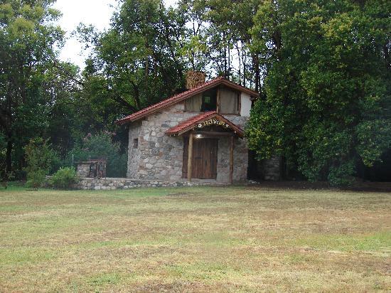 La Casa de Wanda: una cabaña de ensueño