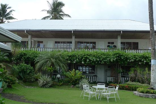 Paras Beach Resort: our room is located at the 2nd floor