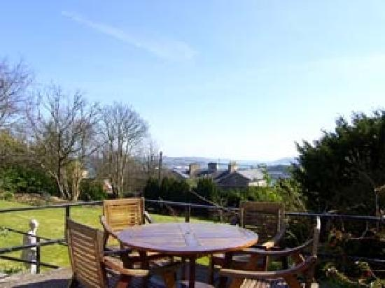 Robin Hill Guesthouse: The fabulous View
