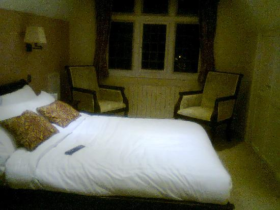 Castle Bromwich Hall Hotel: Our bedroom