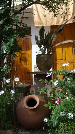 # Pachamama Hostel: Ground floor rooms