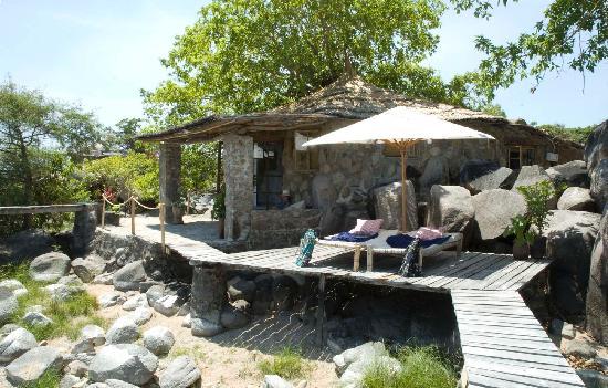 Kaya Mawa: Ngani room and deck