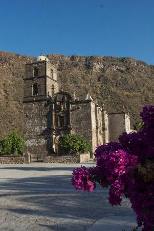 Mision San Javier 311 years old, Day trip from Loreto