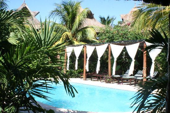 Green Tulum Cabanas & Gardens: Natural