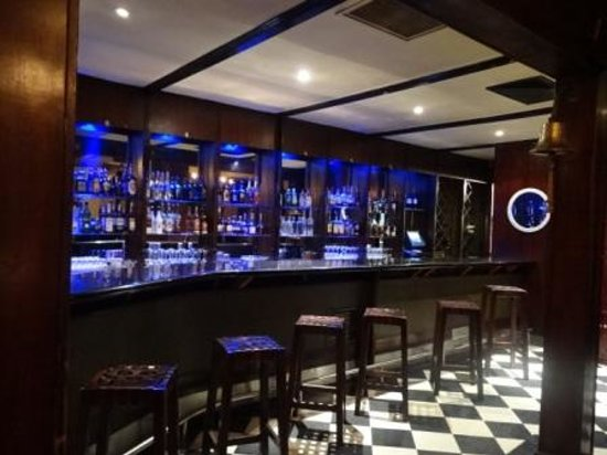 The Five Flies Restaurant & Bars: Upsstairs Art-Deco Bar