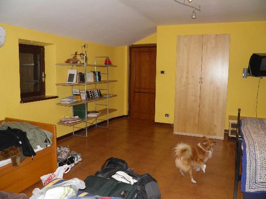 Il Boschetto: camera mansarda