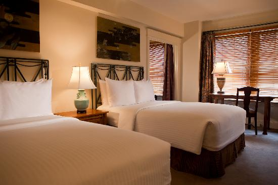 Hotel Lombardy: Guestroom Double