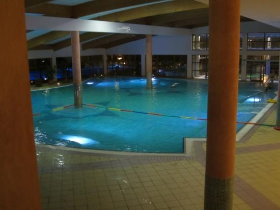 Hotel & Spa Resort Kaskady: Indoor Pool