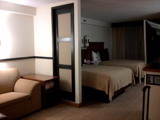 hyatt picture of hyatt place itasca itasca tripadvisor. Black Bedroom Furniture Sets. Home Design Ideas