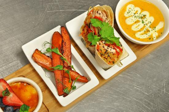 10 Below Restaurant & Lounge: the 10 lunch special