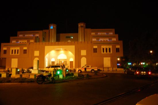 Parsian Safaiyeh Hotel: Hotel, vista exterior