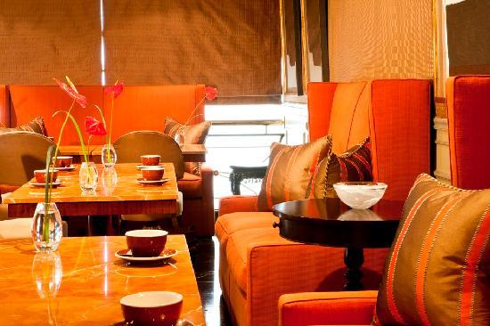Royal Park Hotel: Lounge