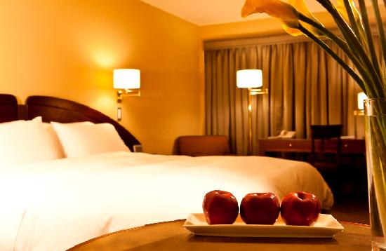 Royal Park Hotel : Deluxe Room