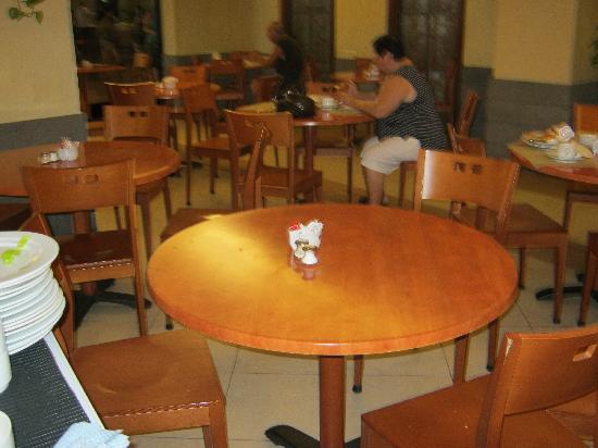 Sol Tenerife: restaurant come staff canteen!