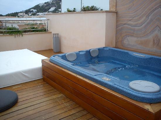 Insotel Fenicia Prestige Suites & Spa: Outside Jacuzzi
