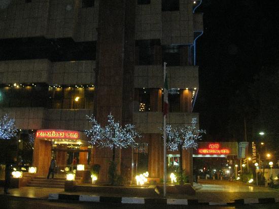 Shiraz International Parseh Hotel : Hotel Pars - Exterior