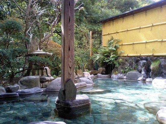 Nanadaru Onsen Hotel
