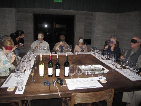 Pulenta Estate Winery: Specialty sensory tasting