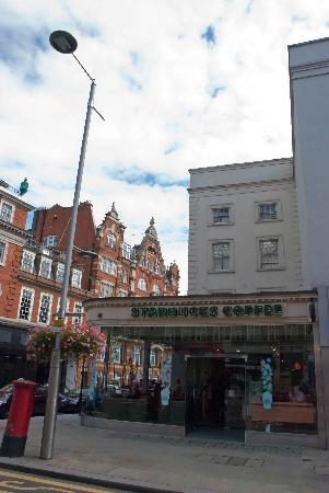 The Kensington High Street Starbucks