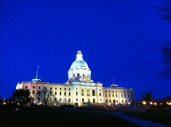 Saint Paul, MN: State Capitol of Minessota