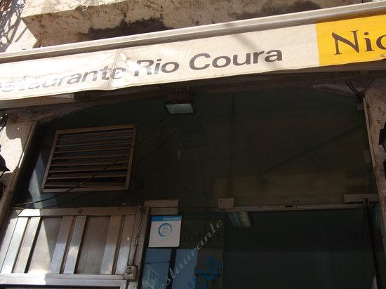 Restaurante Rio Coura: exterior